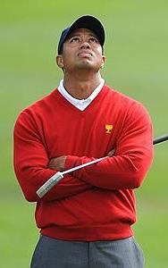 US Tiger Woods